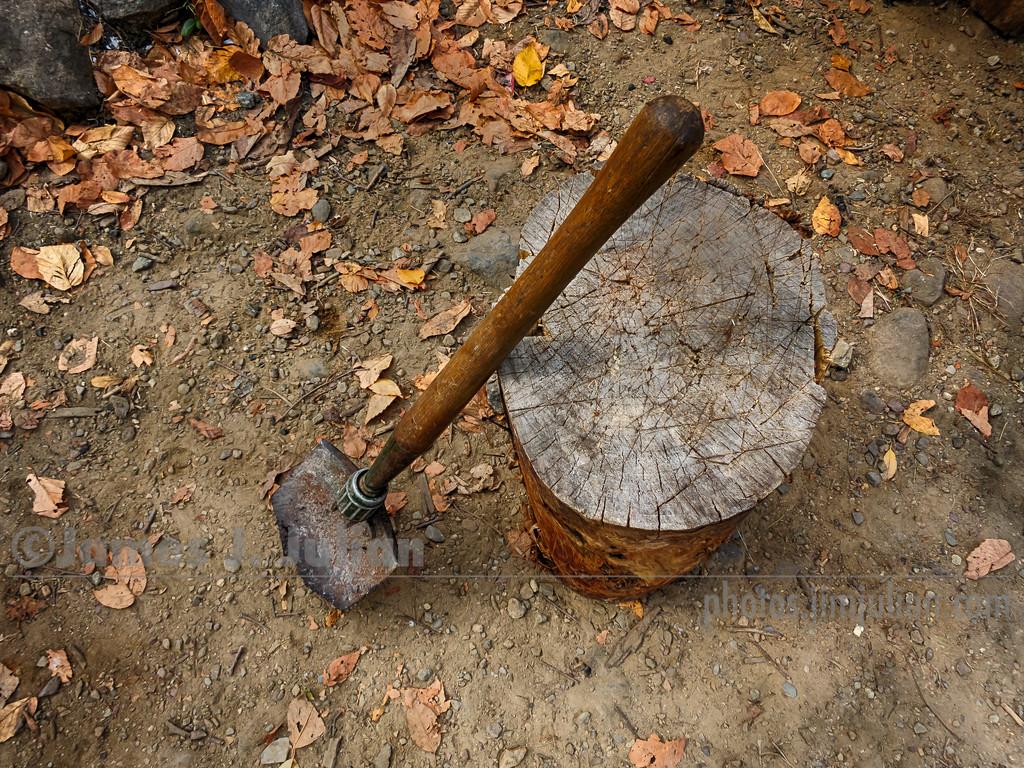 Campfire Shovel