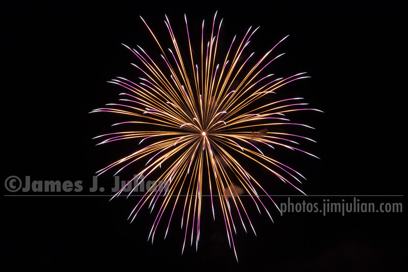 Fourth of July Fireworks 2015 45