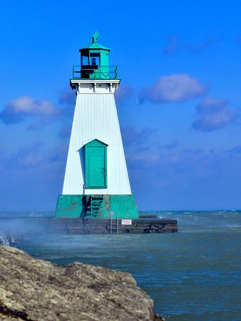 Lighthouse vertical