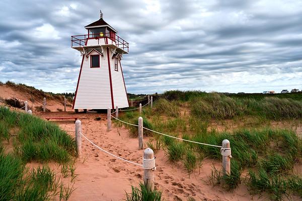 Covehead Lighthouse, PEI - July 2020