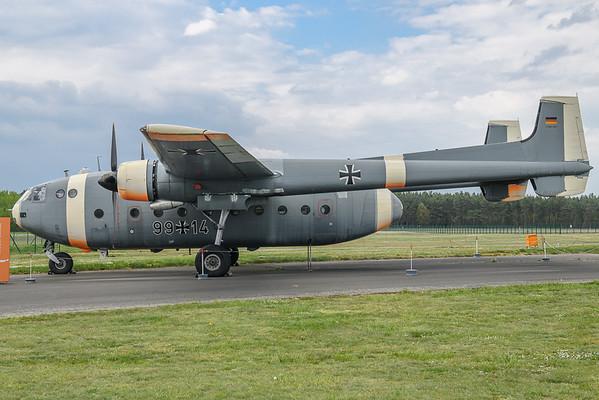 2019-04-27 99+14 Noratlas German AIr Force