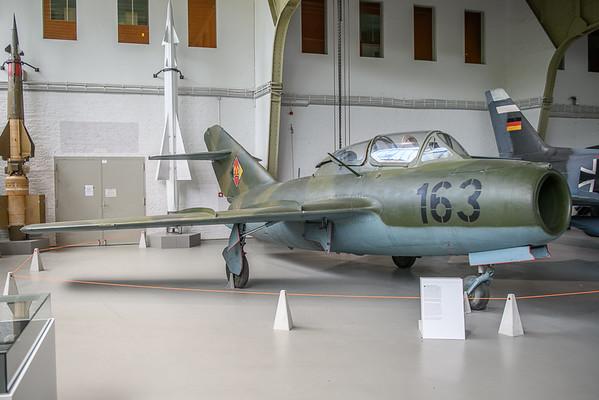 2019-04-27 163 Mig 15 East German Air Force