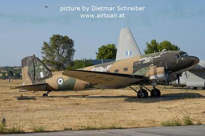 2021-09-04 KK156 Douglas DC3 Hellenic AIr Force