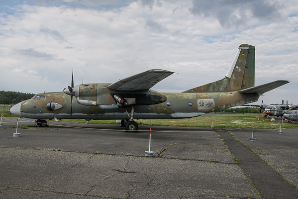 2019-04-27 52+09 Antonov 26 German AIr Force