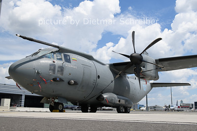 2021-06-11 07 Alenia C27 Lithuanian Air Force