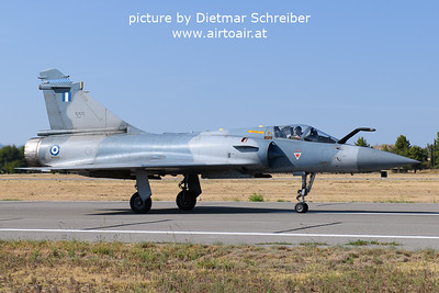2021-09-04 555 Mirage 2000 Hellenic Air Force