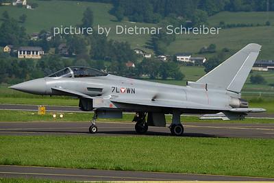 2021-06-09 7L-WN Eurofighter Austrian Air Force