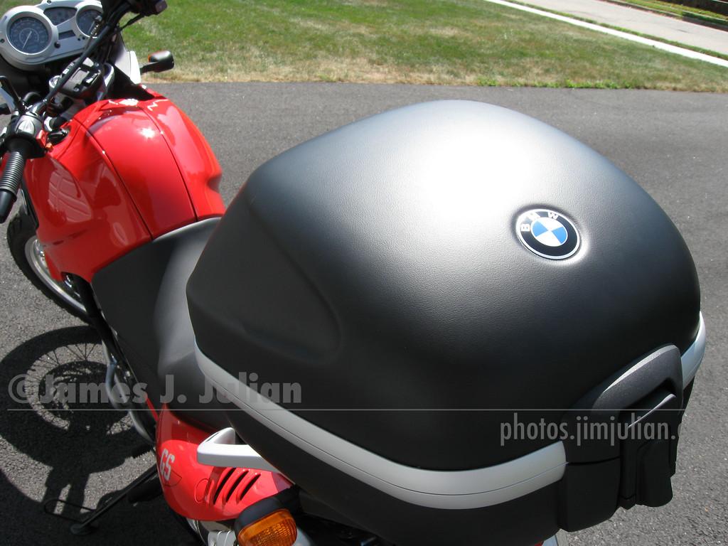 BMW Top Case