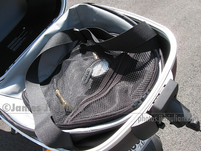 BMW Top Case Inner Bag, Weatherproof