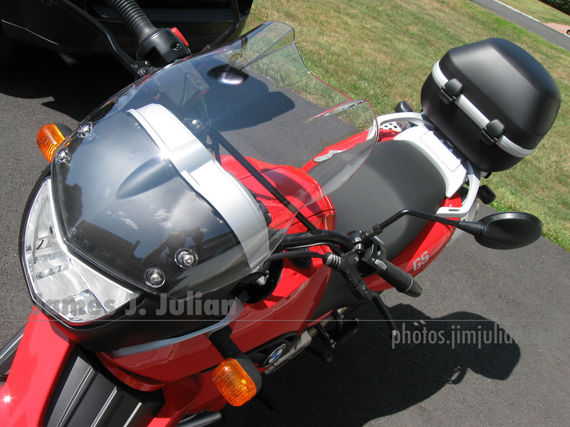 BMW G650GS and Accessories 2