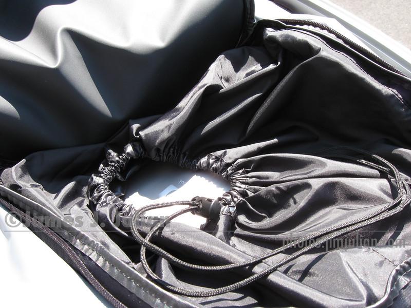 BMW Top Case Inner Bag, Weatherproof 1