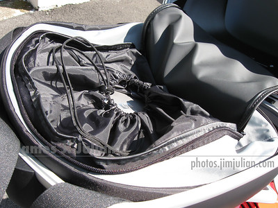 BMW Top Case Inner Bag, Weatherproof 2