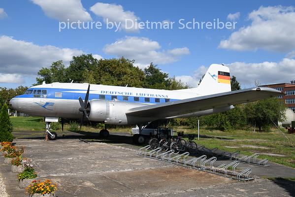 2020-09-10 DM-SAF Ilyushin 14 Deutsche Lufthansa