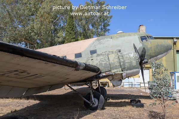 2021-09-04 49111 Douglas DC3 Hellenic AIr Force