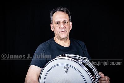 Jim Julian Drummer 4 Edged