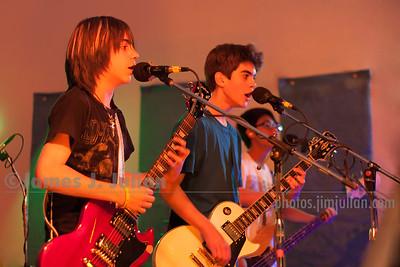 Matt DeMarco and Band at Ringwood Live