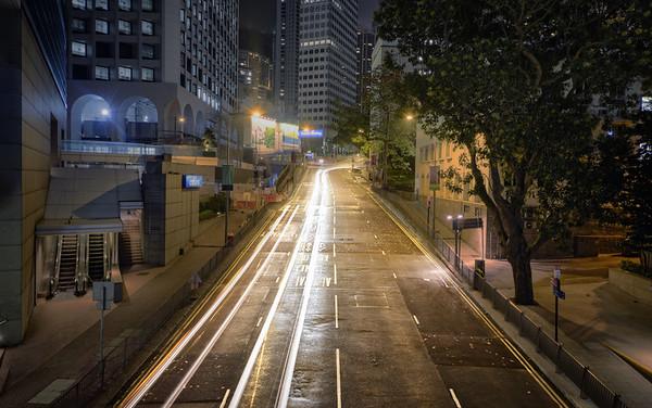 A Street Uphill