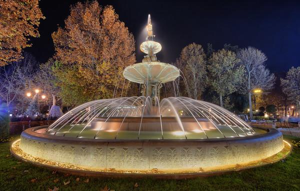 A Fountain of Granada