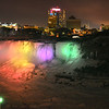 Lights on American Falls