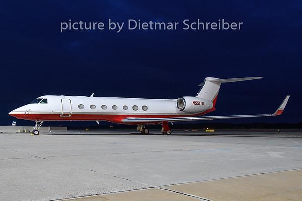 2018-12-28 N551TG Gulfstream 5