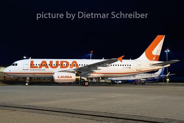 2019-01-14 OE-IHD Airbus A320 Laudamotion