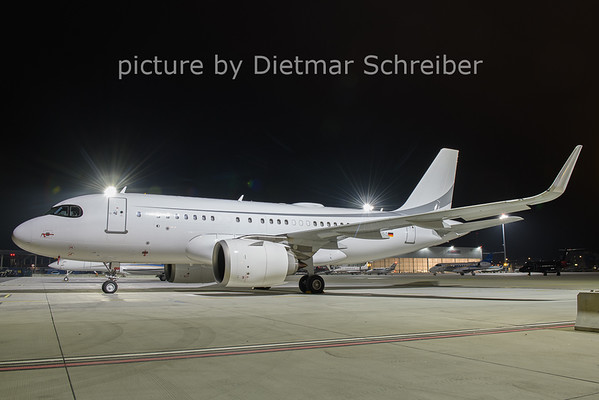2020-12-17 D-ANEO AIrbus A319neo K5 Aviation