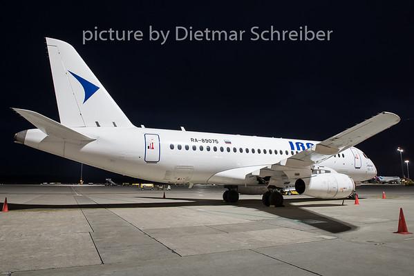 2019-01-07 RA-95075 Superjet Iraero