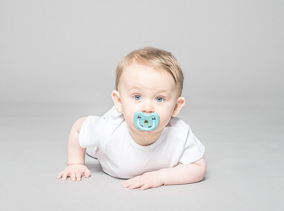 Hevea Natural Rubber Colour Pacifier