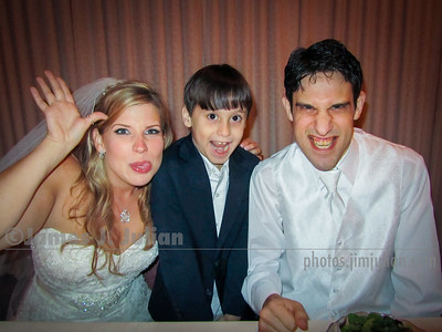 Rocco at His Cousin's Wedding