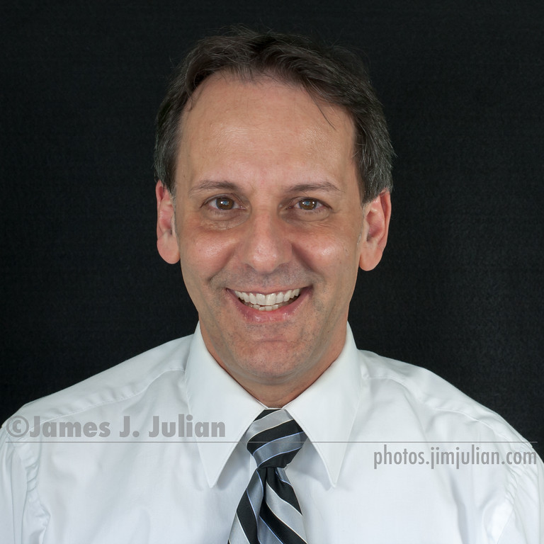 Jim Julian with Tie
