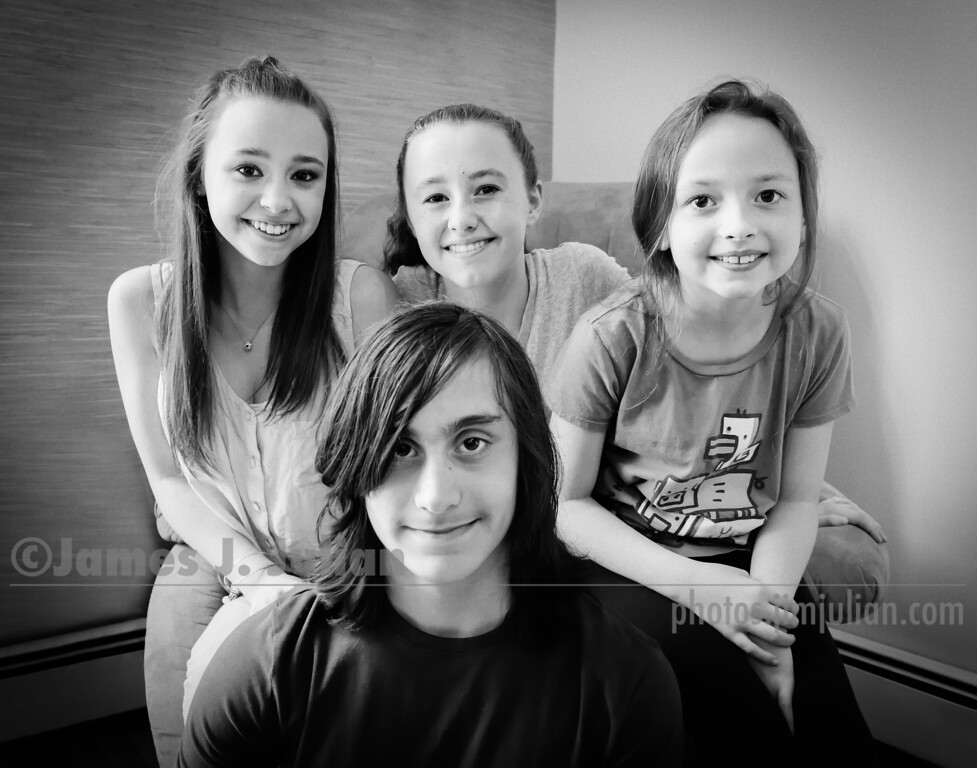 Rocco and the Grimaldi Girls 2017 BW FE