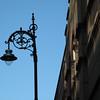 streetlight in Dublin