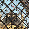 thru the louvre