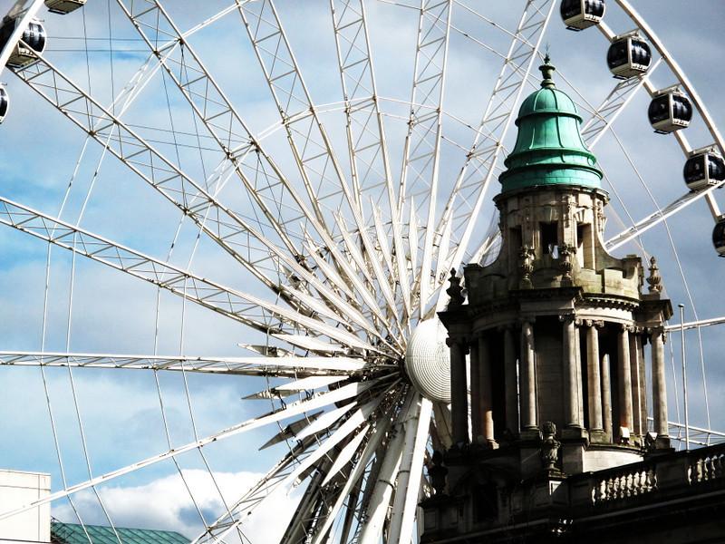 city wheel