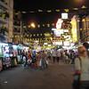 hippie night market