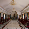When the Pope visits at the end of May, this is where he will be greeted at the Greek Orthodox Patriarchate