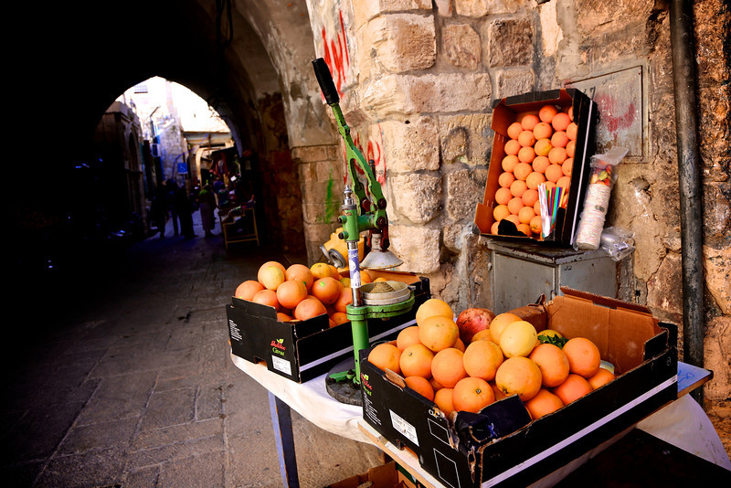 fresh juice - old city