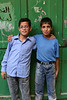two boys in hebron