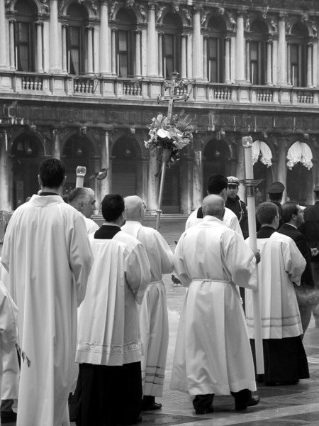 palm sunday in venice