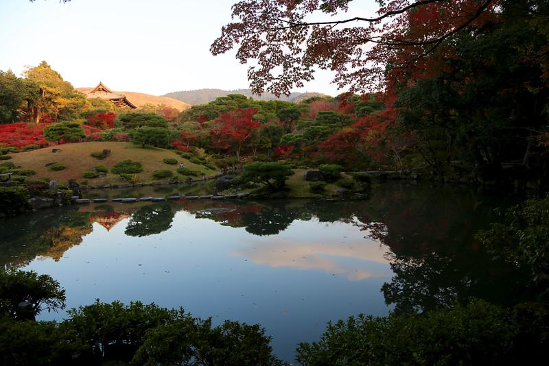 more Isuien Garden reflections...