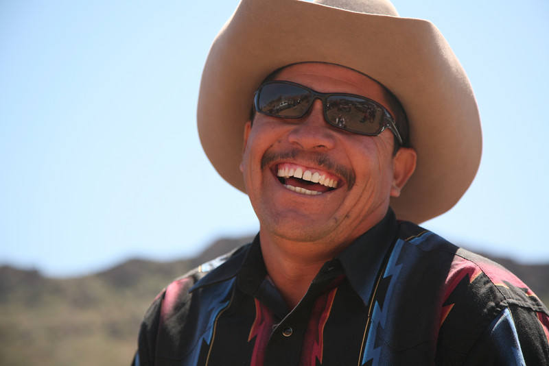 jose laughs