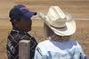 sombrero y gorra