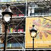 pompidou lights