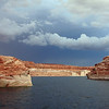Lake powell boating tour