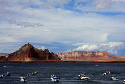 Lake powell, Page Arizona