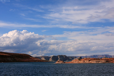 Lake powell. Page, Arizona