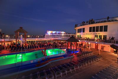 Cruise to  Ensenda