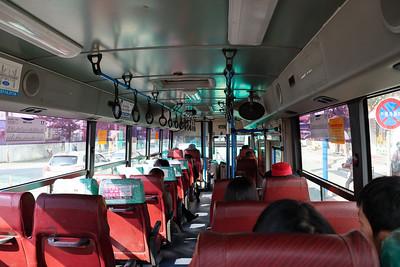 A bus ride