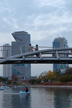Songdo, Incheon Korea