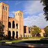 University, Los Angeles, UCLA, old building, westwood, royce hall, school